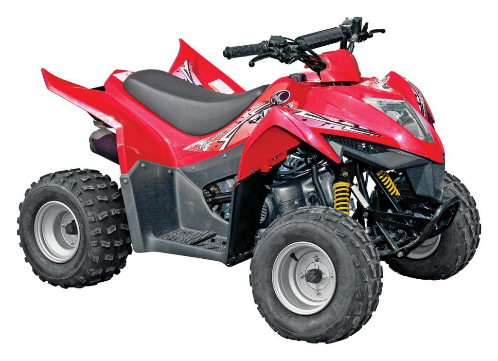 BUYER'S GUIDE: 2017 Youth ATVs | Dirt Wheels Magazine