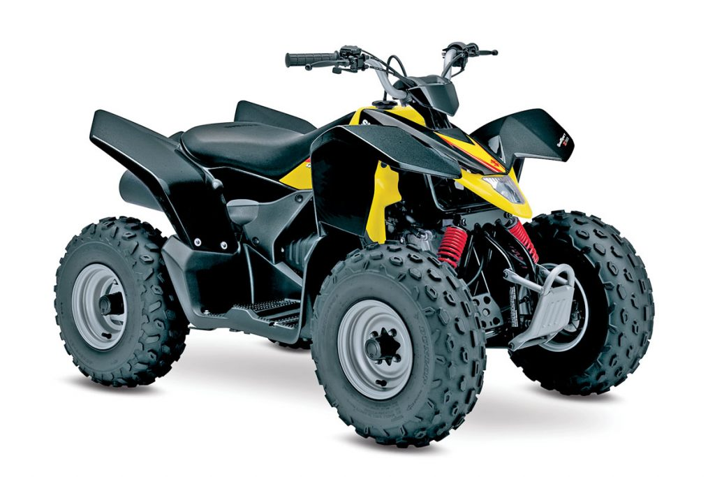 BUYER'S GUIDE: 2017 Youth ATVs | Dirt Wheels Magazine