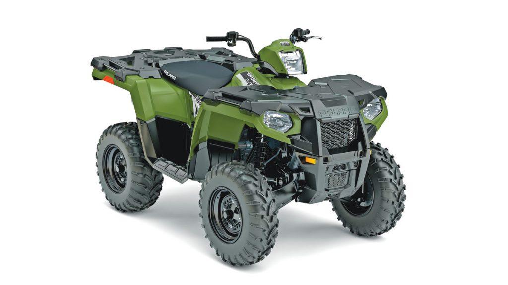 BUYER'S GUIDE: 2017 4X4 ATVs | Dirt Wheels Magazine