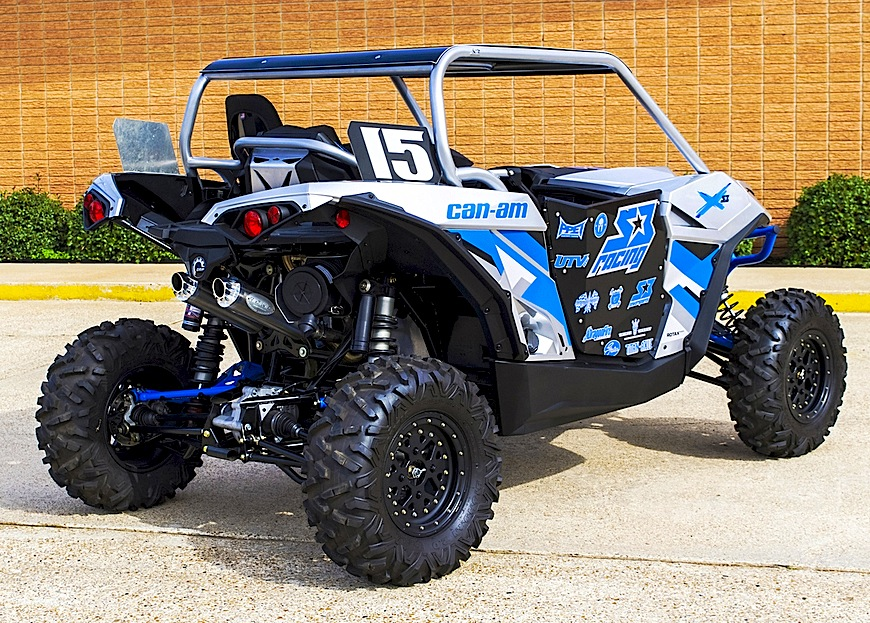 2017 Can Am 1000 >> A COOL COLLECTION OF CUSTOM CAN-AMS | Dirt Wheels Magazine