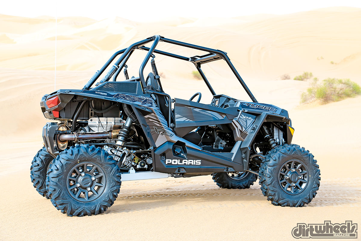 utv test 2017 polaris rzr xp turbo dirt wheels magazine. Black Bedroom Furniture Sets. Home Design Ideas
