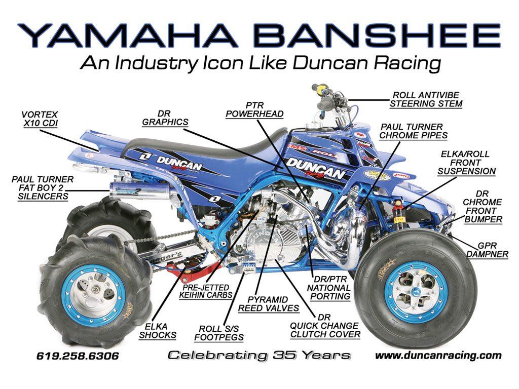 duncan banshee