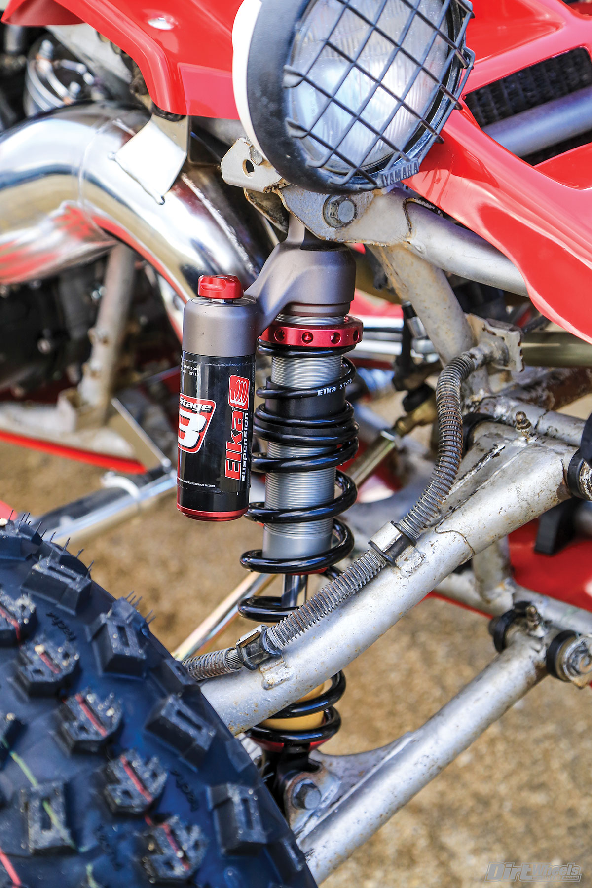 TWO-STROKE HOP-UP: BANSHEE REVIVAL | Dirt Wheels Magazine