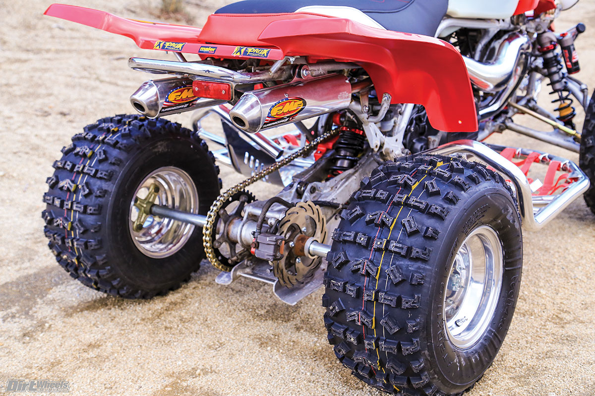 TWO-STROKE HOP-UP: BANSHEE REVIVAL | Dirt Wheels Magazine