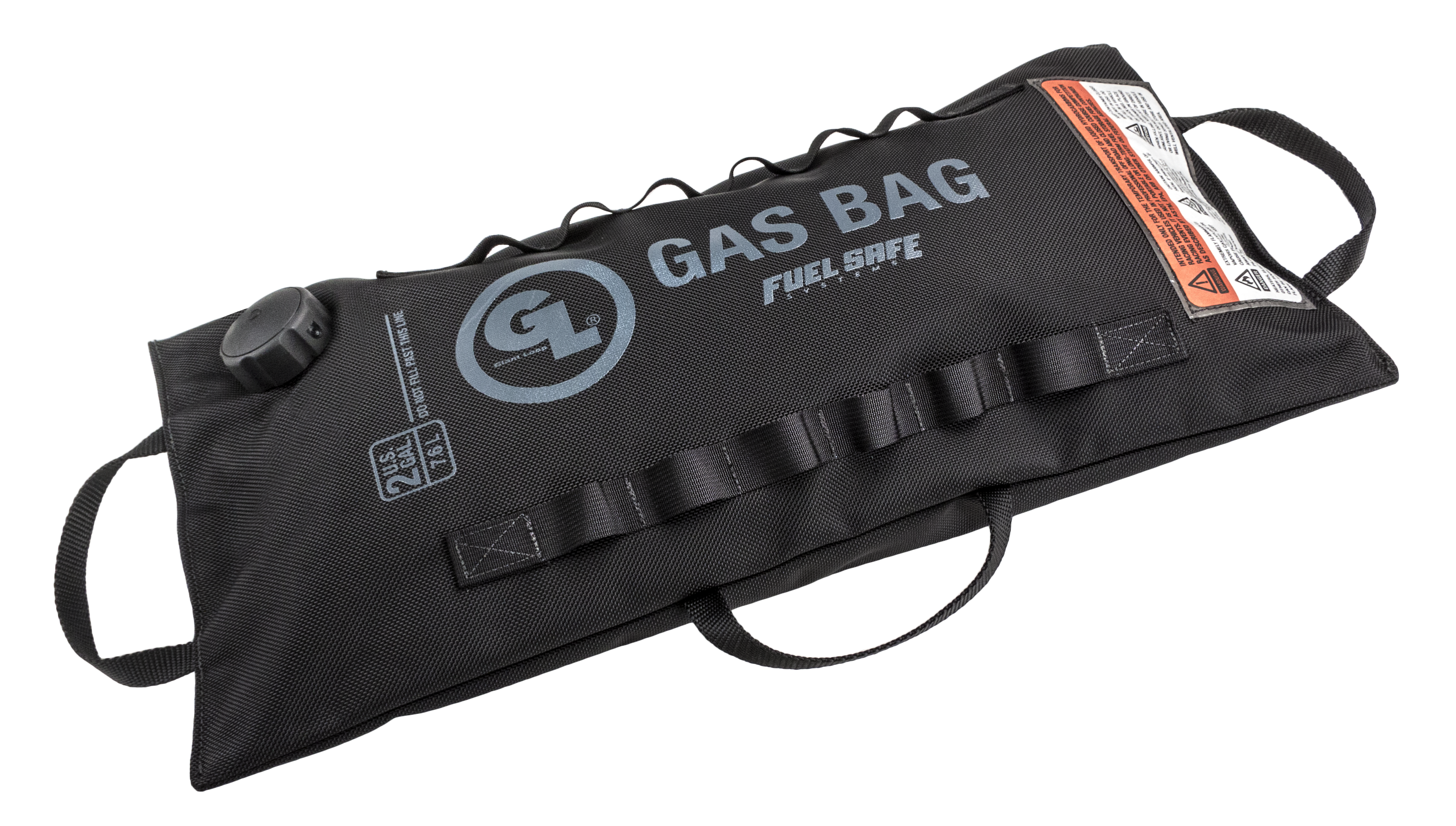 Carry Extra Gas With Giant Loop S 2 Gallon Gas Bag Dirt