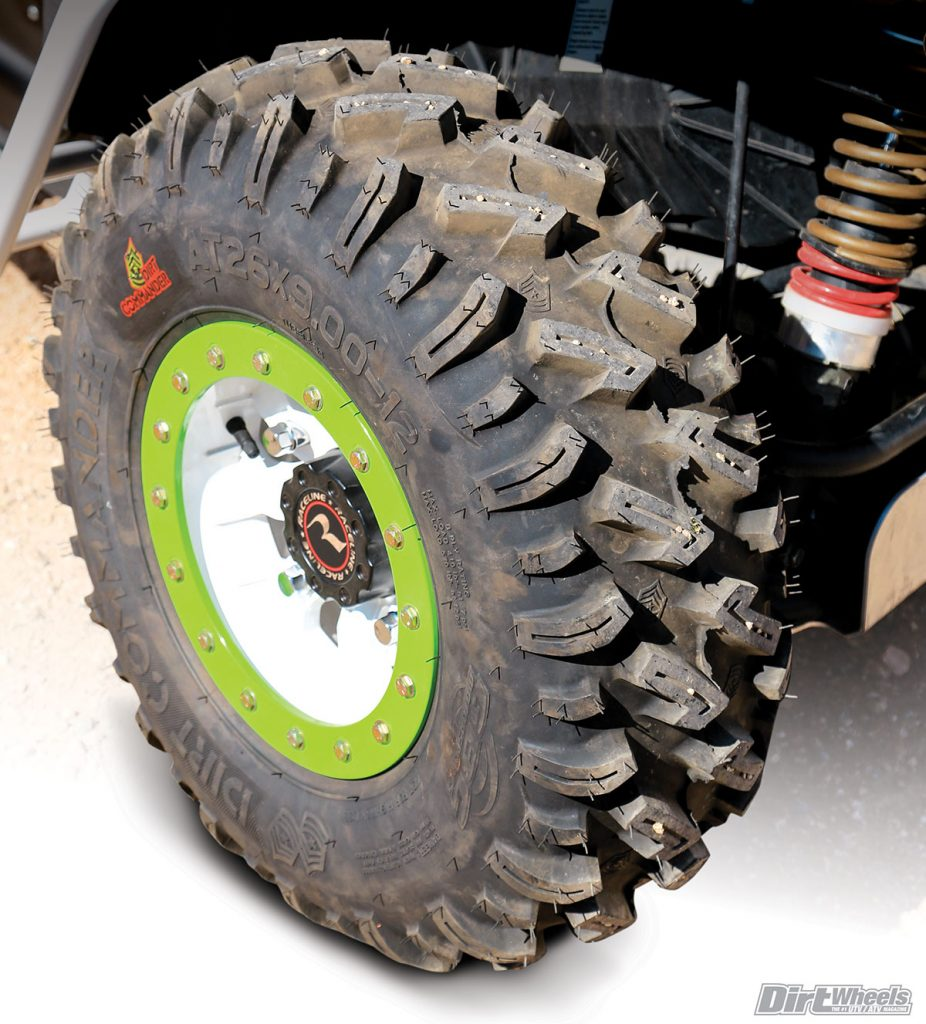 TUESDAY TREAD: GBC DIRT COMMANDER TIRES | Dirt Wheels Magazine