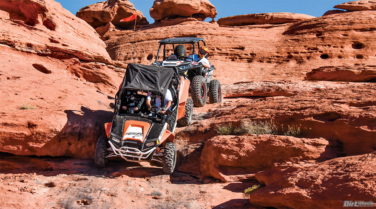Each year the SxS Adventure Rally grows in numbers.