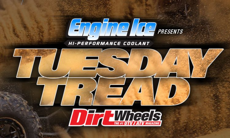 Tuesday-treads