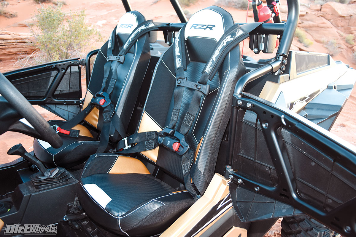 Utv Seatbelt Upgrades Dirt Wheels Magazine Off Road Safety Harness Bg 8