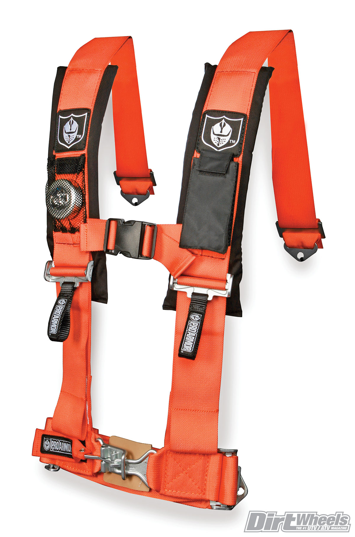 HOME BUILT AIRCRAFT 3X3 RED 5 POINT SAFETY HARNESS SEATBELT
