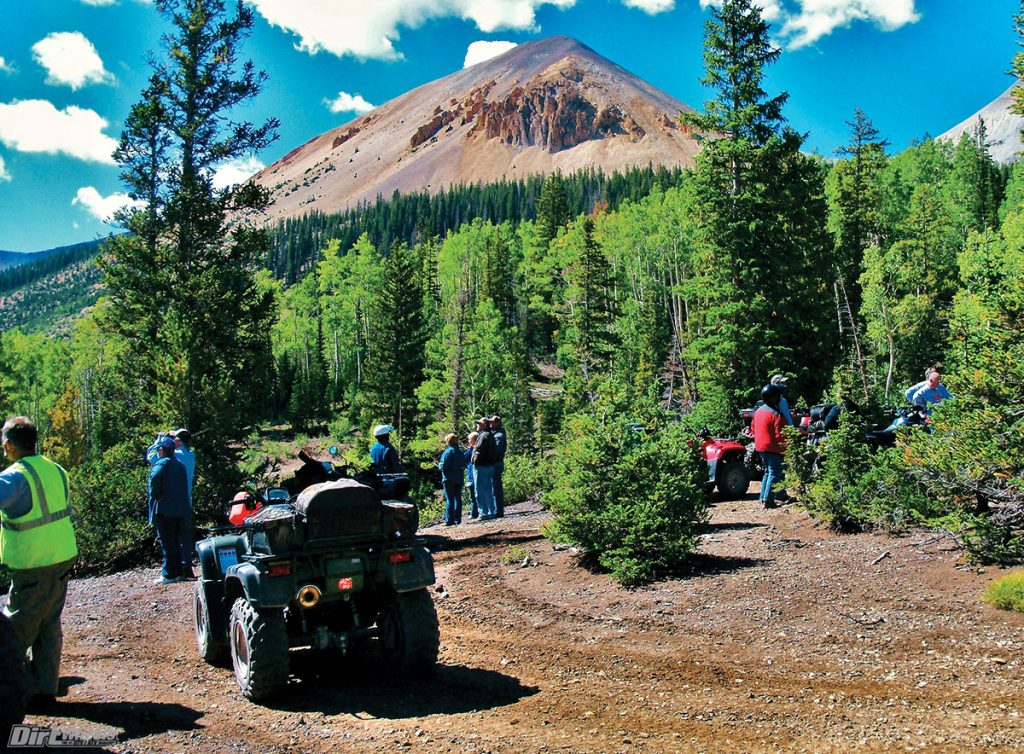 Richfield, Utah's Rocky Mountain ATV/UTV Jamboree runs September 18-22nd. It has great trails, but some are 50-inch limited.