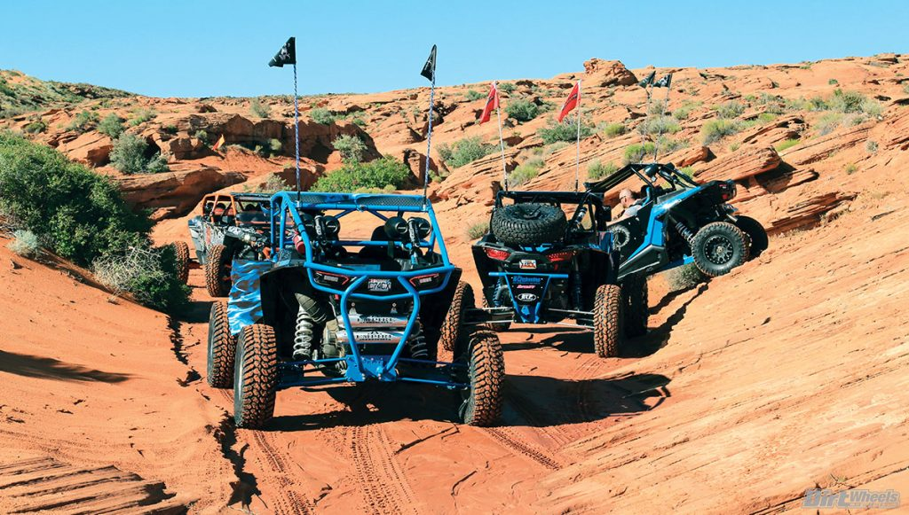 Utah's SXS Adventure Rally is held at beautiful Sand Hollow in Hurricane, November 9-11th, 2017.