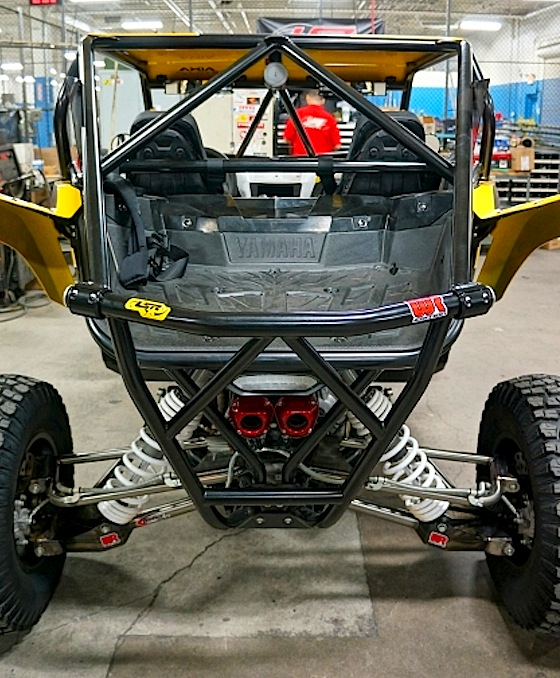 YXZ1000R BOLT-ON ROLL CAGE -- | Dirt Wheels Magazine