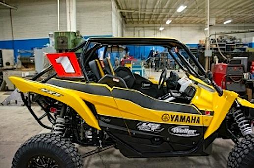 Yxz1000r Bolt On Roll Cage Dirt Wheels Magazine
