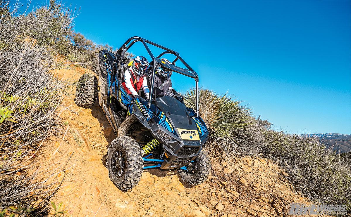 UTV TEST: 2017 POLARIS RZR XP 1000 RIDE COMMAND   Dirt Wheels Magazine