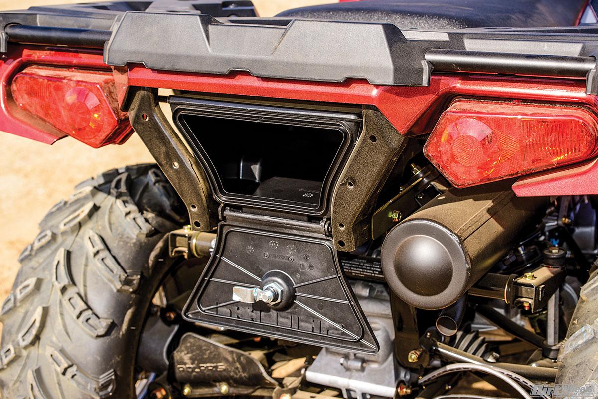 ATV TEST: 2017 POLARIS SPORTSMAN 570 SP | Dirt Wheels Magazine