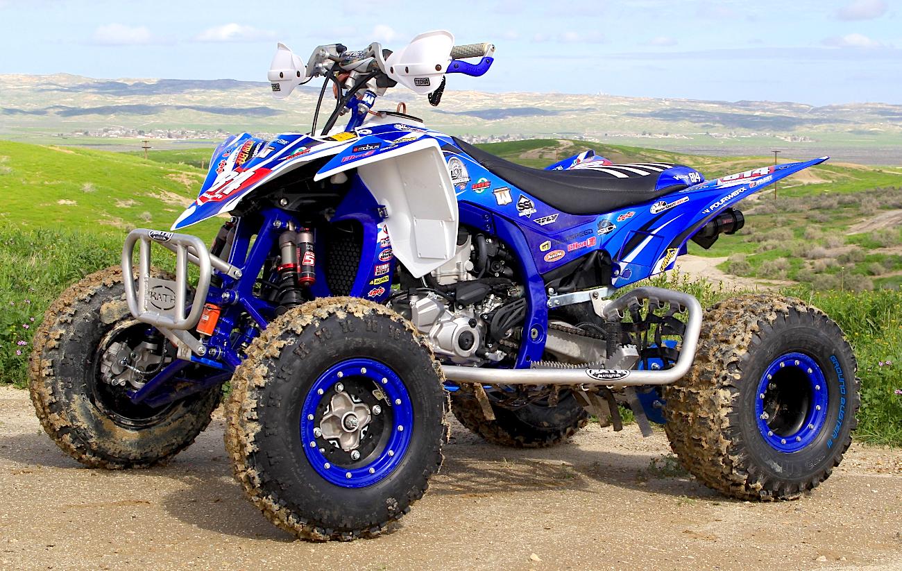 HOW MUCH BETTER CAN YOU MAKE A YFZ450R? | Dirt Wheels Magazine