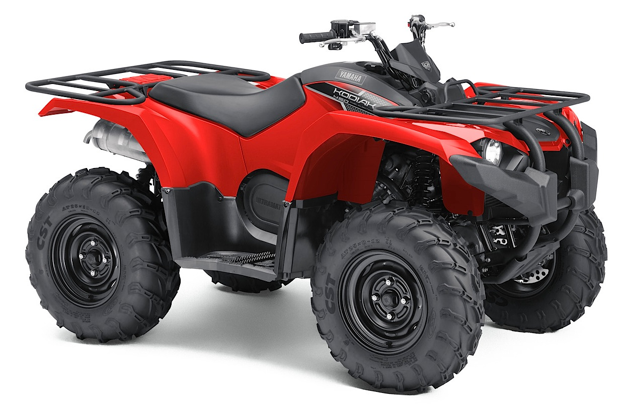 2018 yamaha 4x4 atvs dirt wheels magazine for Yamaha grizzly atv