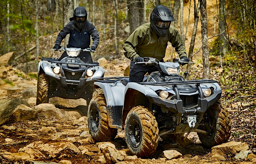 2018 Yamaha Grizzly 700 Horsepower – Daily Motivational Quotes