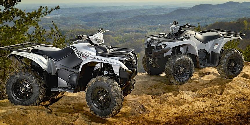 2018 YAMAHA 4X4 ATVs   Dirt Wheels Magazine