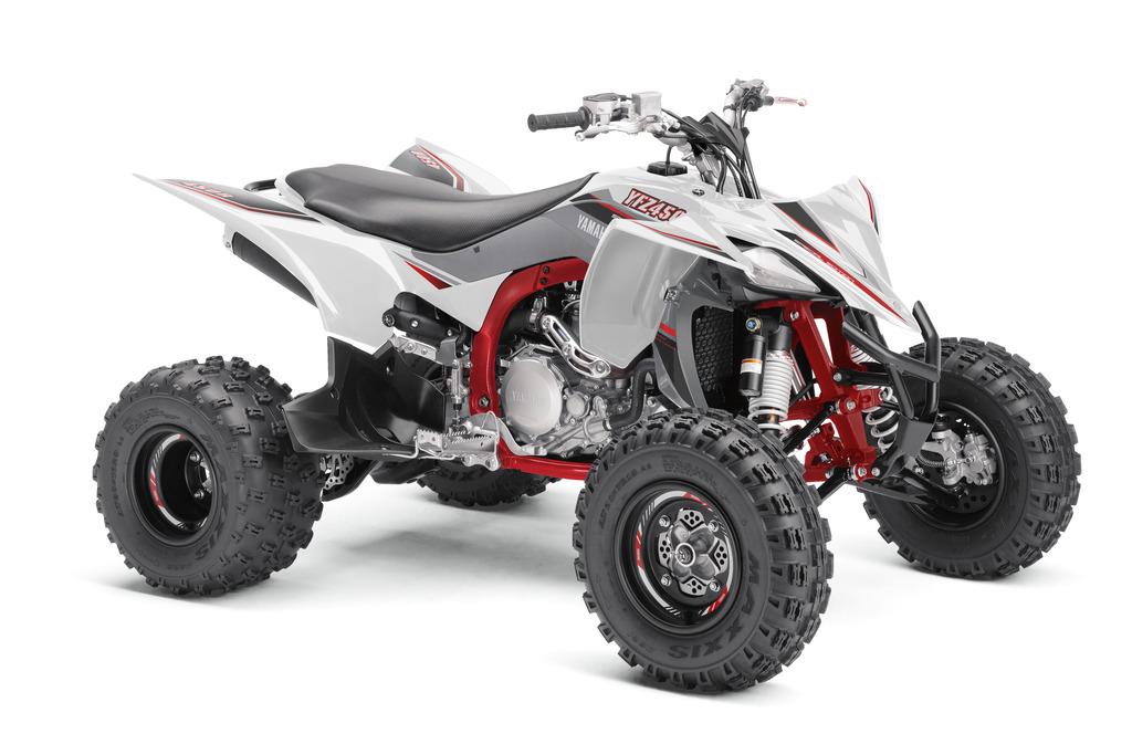Yamaha Raptor  Se