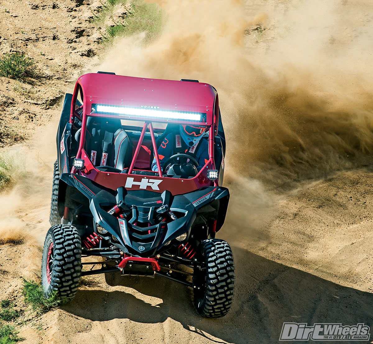 Rigid Industries Utv Lights Dirt Wheels Magazine Light Bar Wiring Diagram Even In The Daytime Shine Extremely Bright And Look Good Doing It Theyre Much More Impressive At Night Giving Us A Broader Spectrum