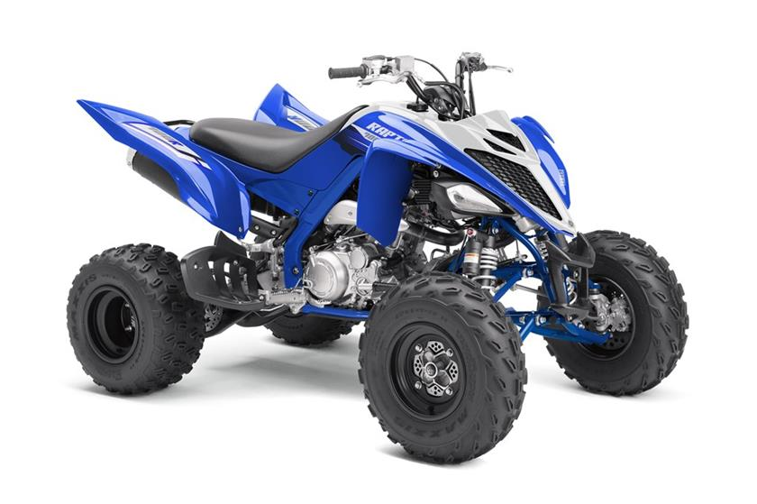 What Year Yamaha Make Grizzly