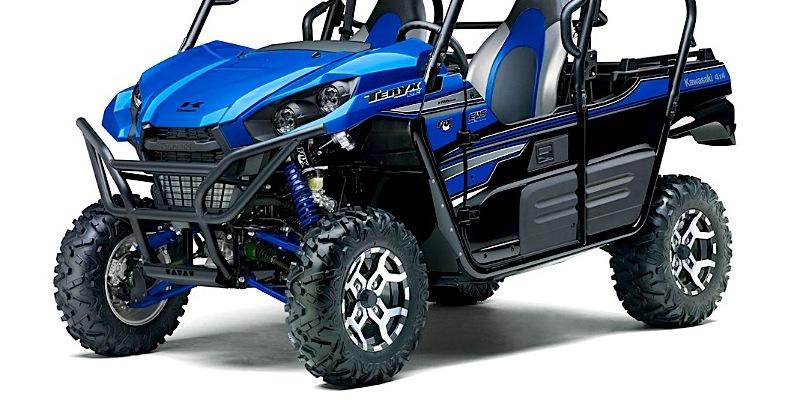 New 2018 Kawasaki Teryx Le Dirt Wheels Magazine