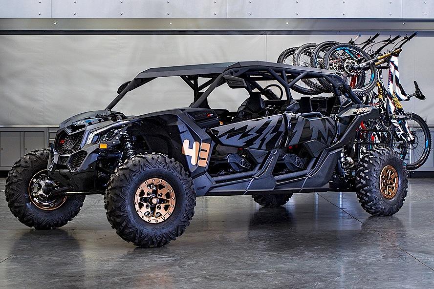 Ken Block S Latest Can Am X3 Build Dirt Wheels Magazine