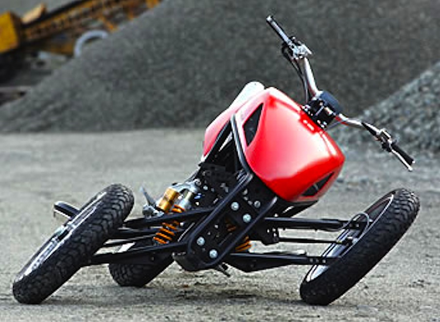 TEN 3-WHEELERS THAT NEVER WENT INTO PRODUCTION | Dirt Wheels Magazine