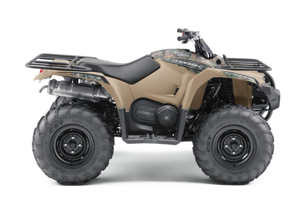 Testing the 2018 yamaha kodiak 450 eps dirt wheels magazine for Yamaha kodiak 450