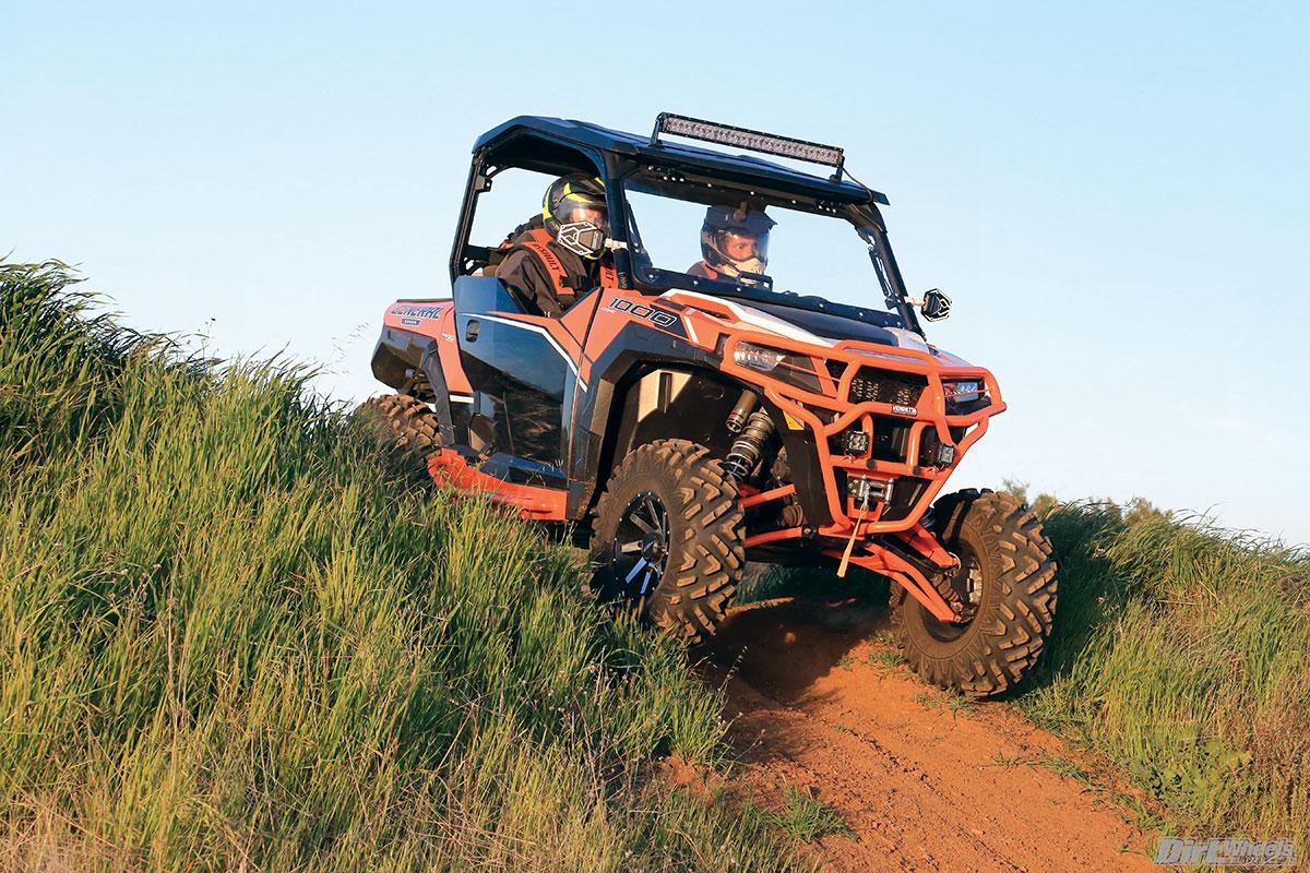 POLARIS GENERAL UPGRADES | Dirt Wheels Magazine