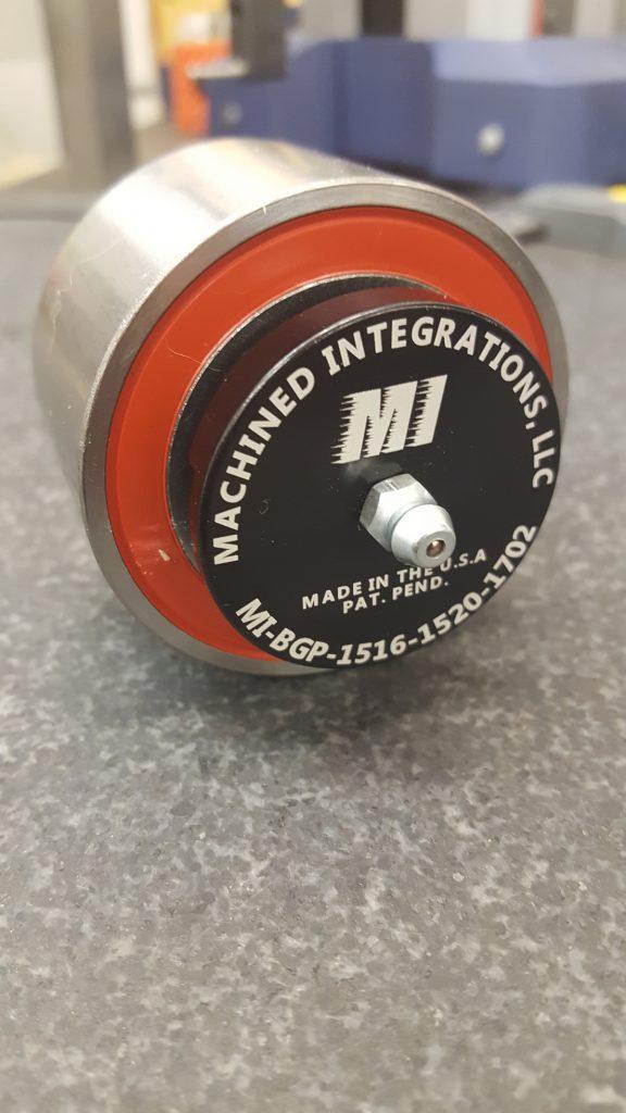 machined integrations wheel bearing greasers dirt wheels magazine