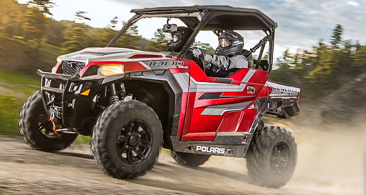 2018 POLARIS GENERAL LINEUP | Dirt Wheels Magazine