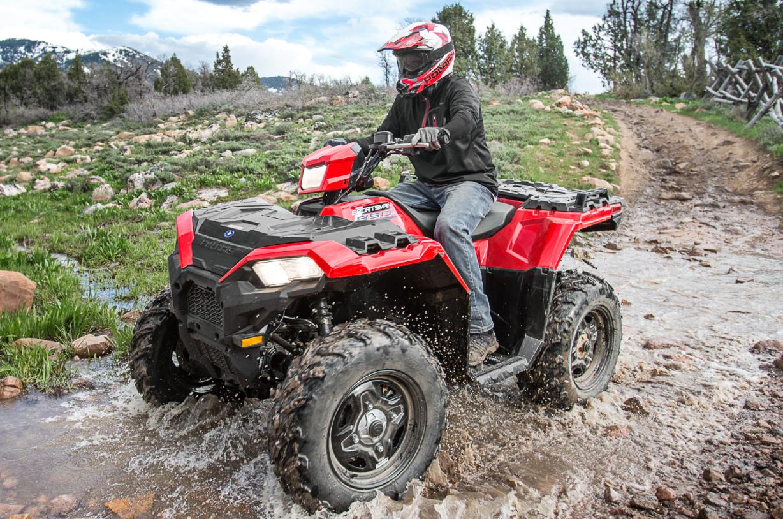 NEW 2018 POLARIS SPORTSMAN 4x4s | Dirt Wheels Magazine