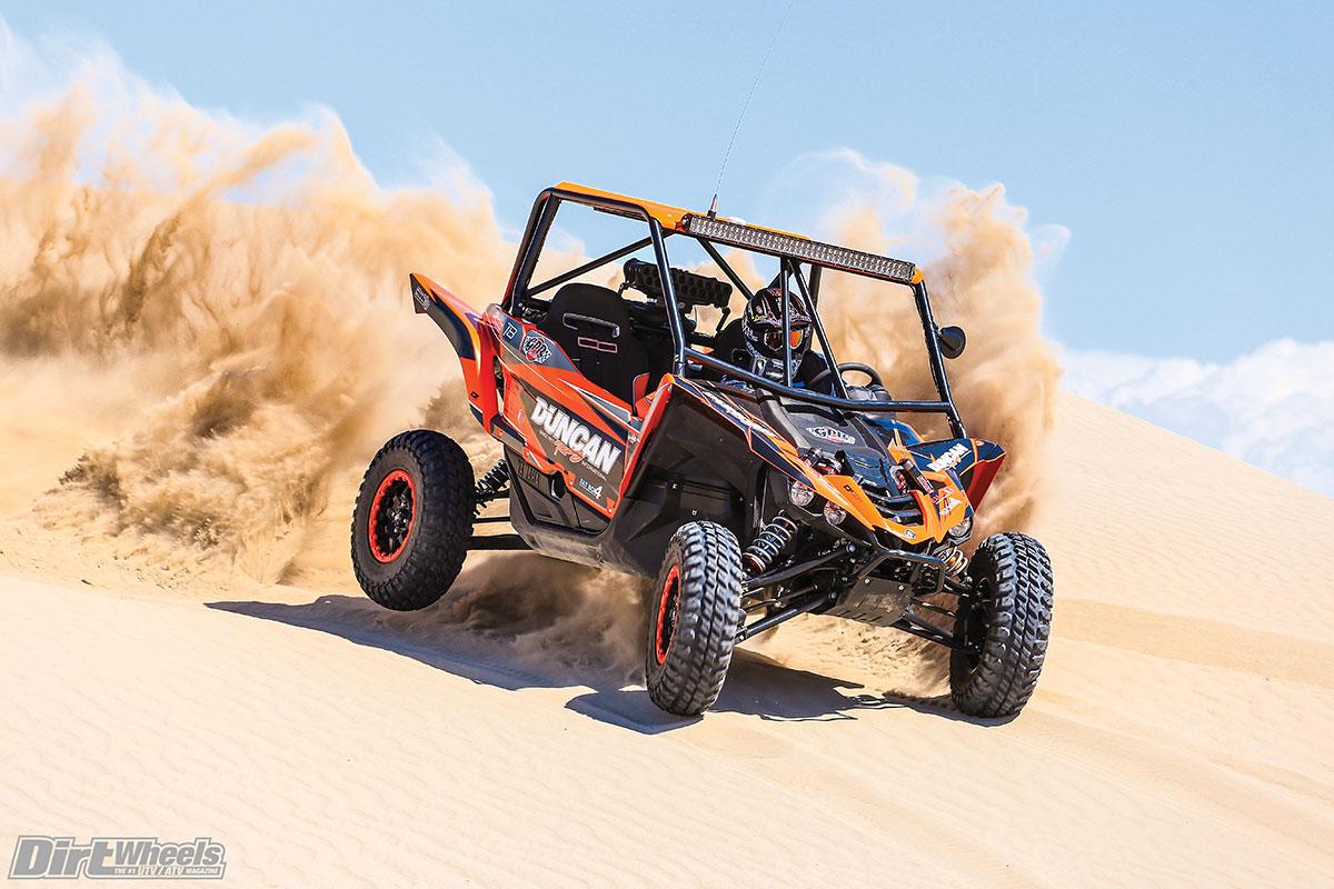 YAMAHA YXZ1000R PROJECT | Dirt Wheels Magazine