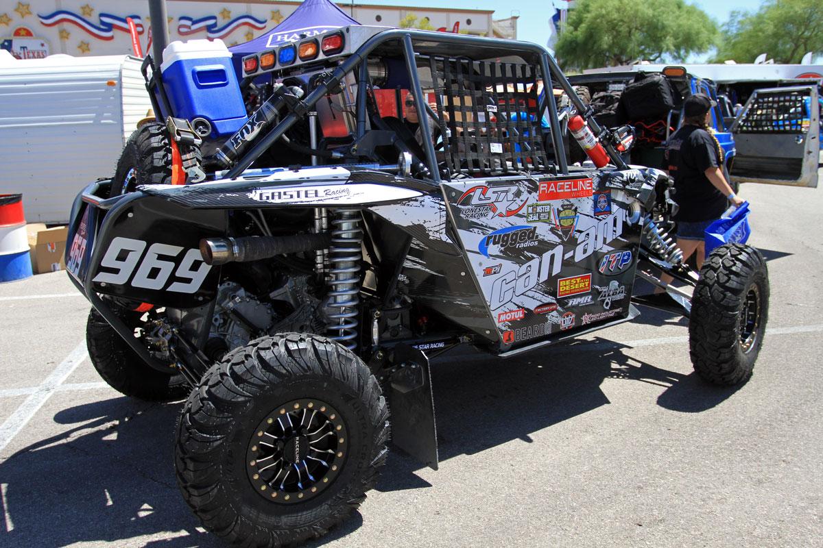 Vegas to Reno: Gastel Racing Factory Can-Am | Dirt Wheels Magazine