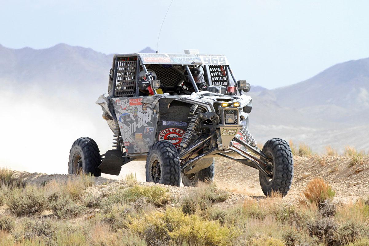 Vegas to Reno: Gastel Racing Factory Can-Am   Dirt Wheels Magazine