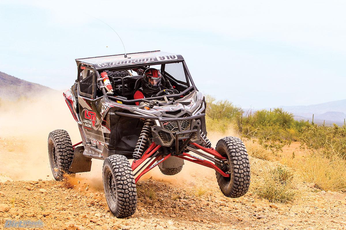UTV TEST: LONESTAR RACING CAN‑AM MAVERICK X3 | Dirt Wheels