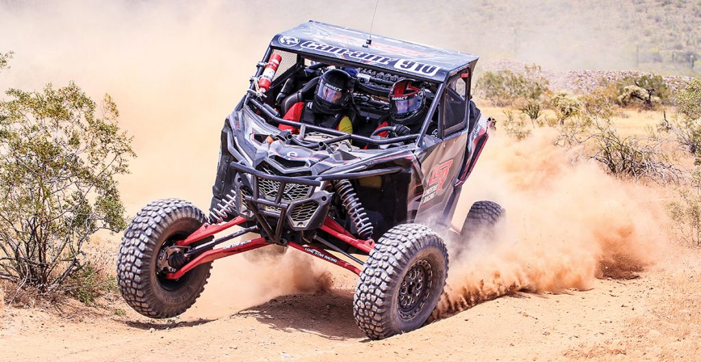 Utv Test Lonestar Racing Can‑am Maverick X3 Dirt Wheels