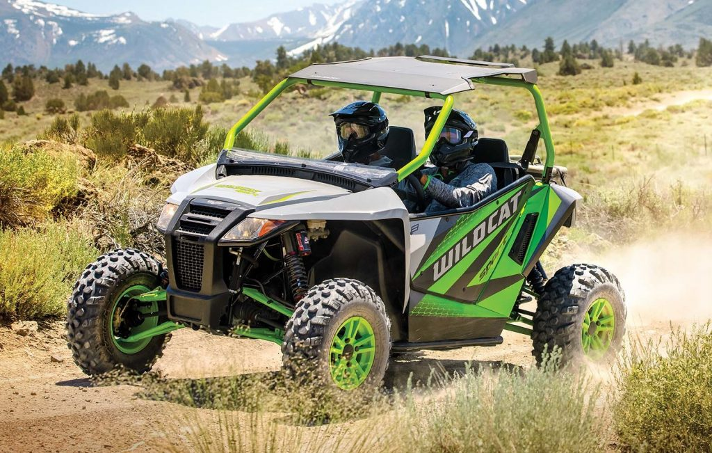 2018 TEXTRON OFF ROAD MODELS | Dirt Wheels Magazine