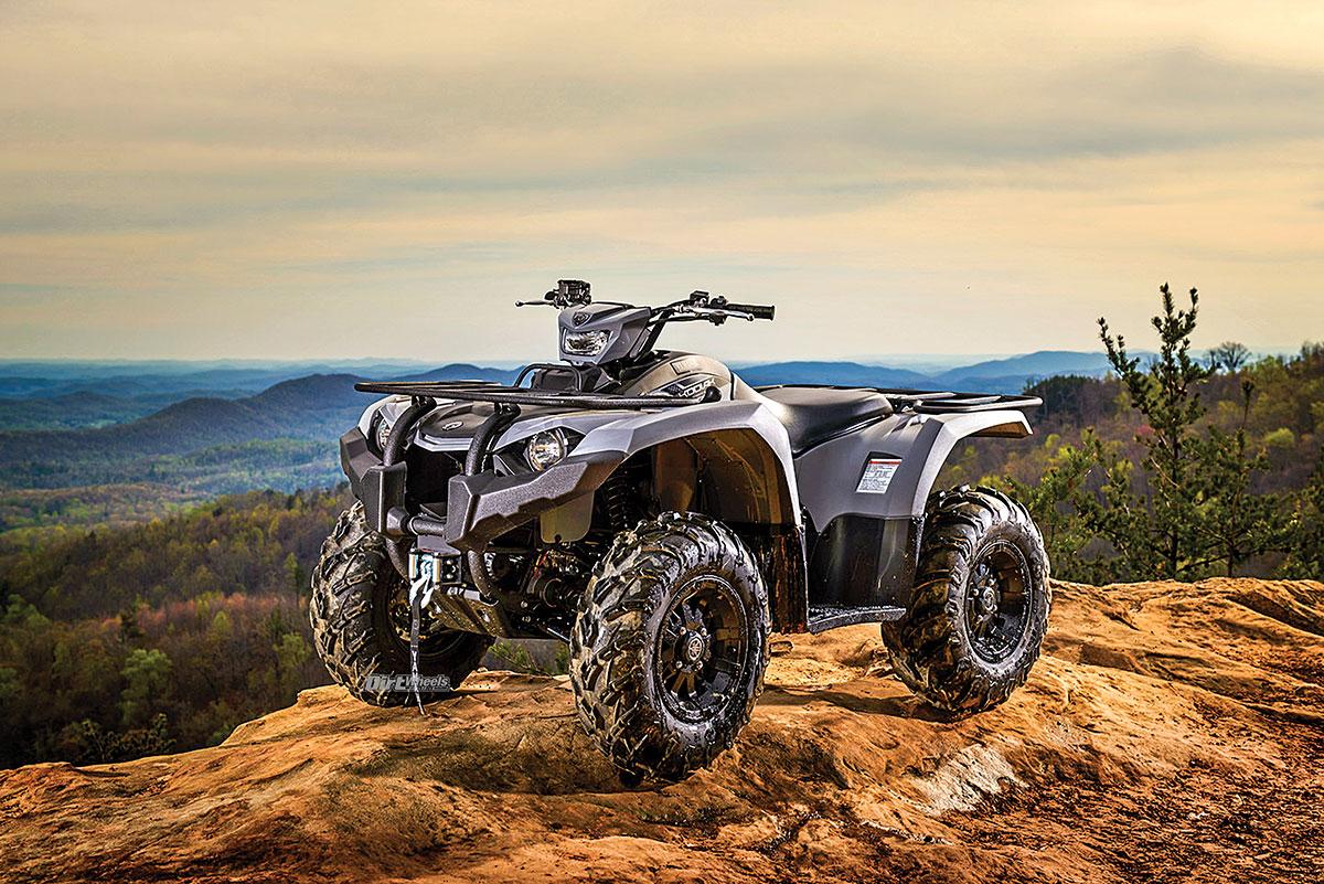 Dirt wheels magazine first look 2017 yamaha lineup autos for 2017 yamaha atv lineup