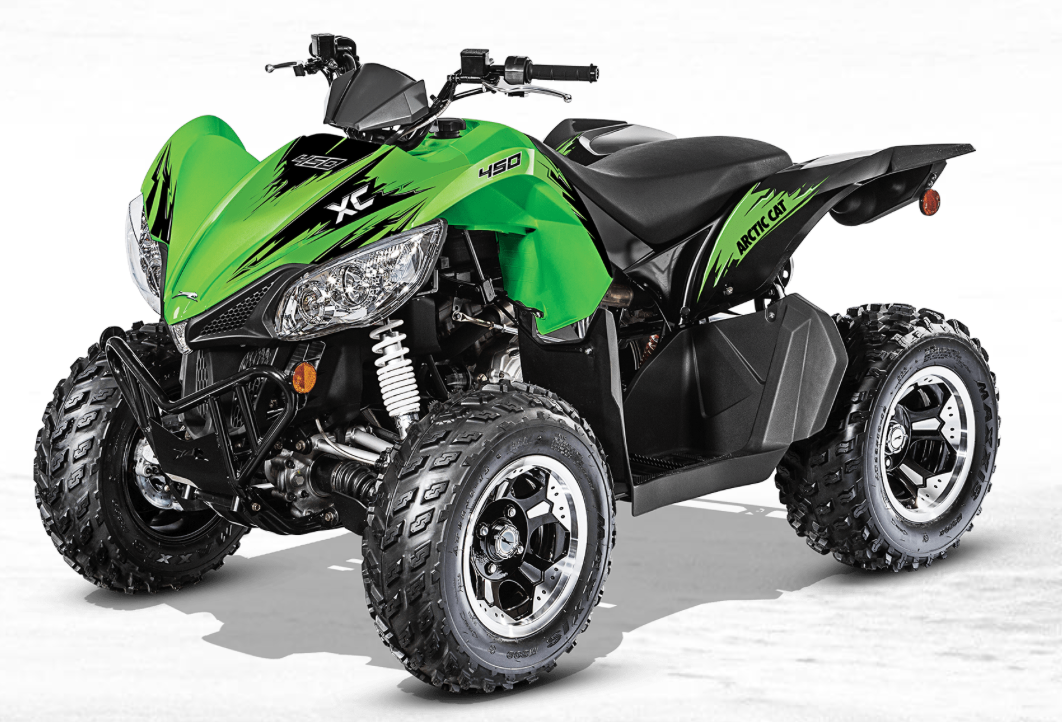 3 500 rebate on new arctic cat atvs dirt wheels magazine. Black Bedroom Furniture Sets. Home Design Ideas