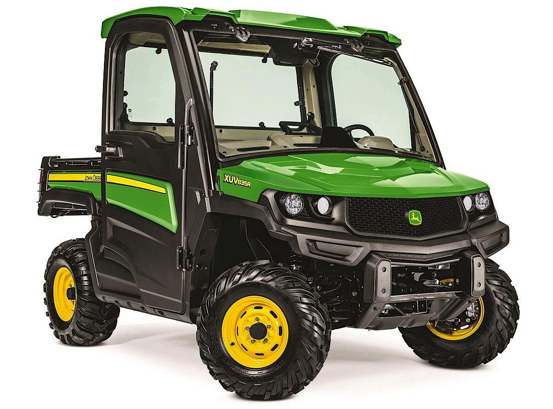 2018 john deere gator xuvs dirt wheels magazine. Black Bedroom Furniture Sets. Home Design Ideas