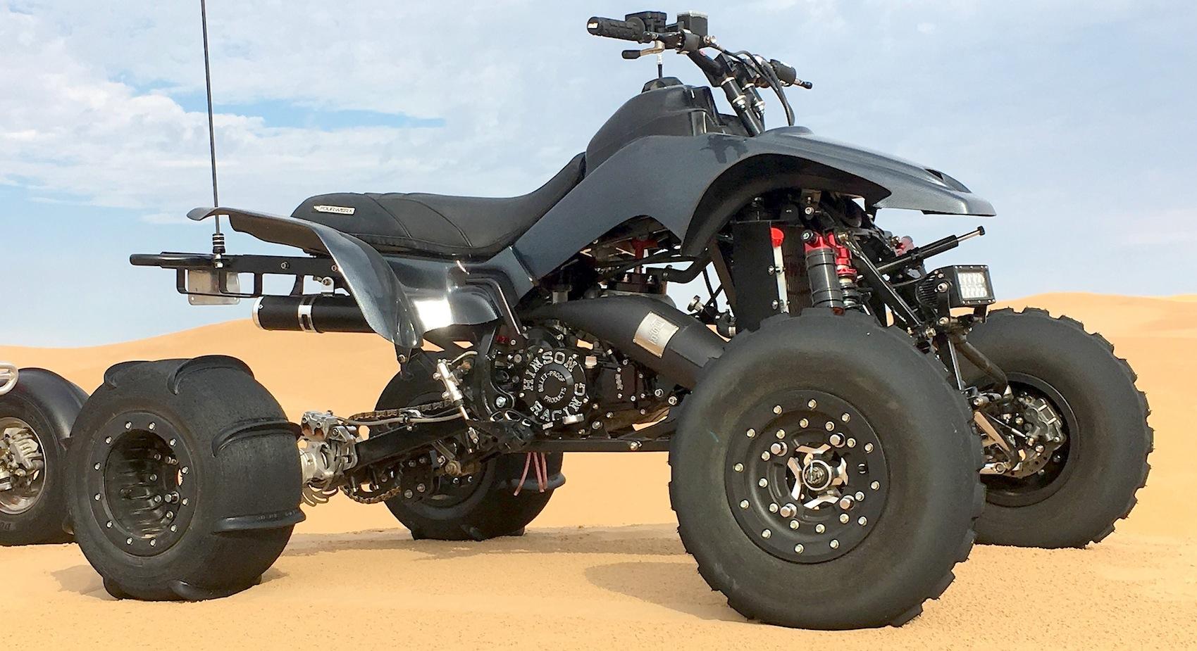 Honda Trx250r Make Over Dirt Wheels Magazine
