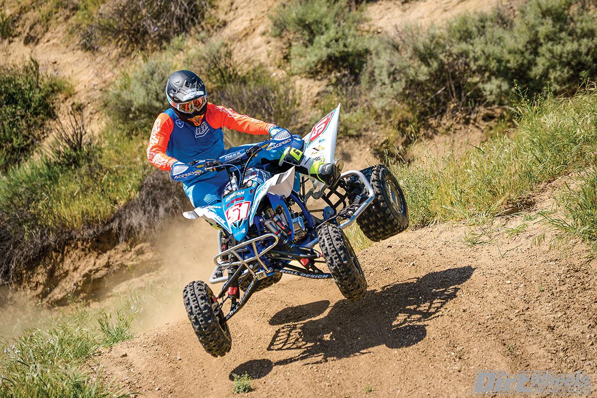 Project Yamaha Yfz450r Dirt Wheels Magazine