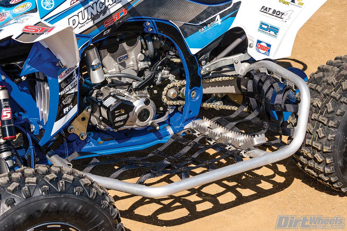PROJECT YAMAHA YFZ450R | Dirt Wheels Magazine