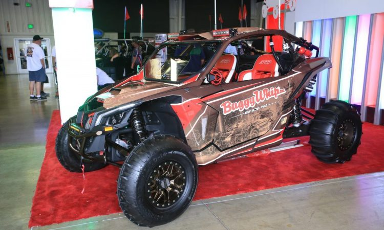 Buggy Whip Inc 50th anniversary build