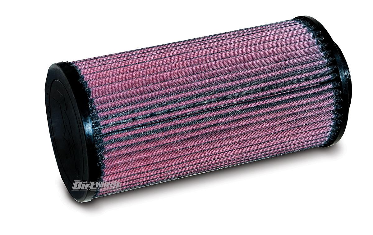 K&N RZR XP AIR FILTER   Dirt Wheels Magazine