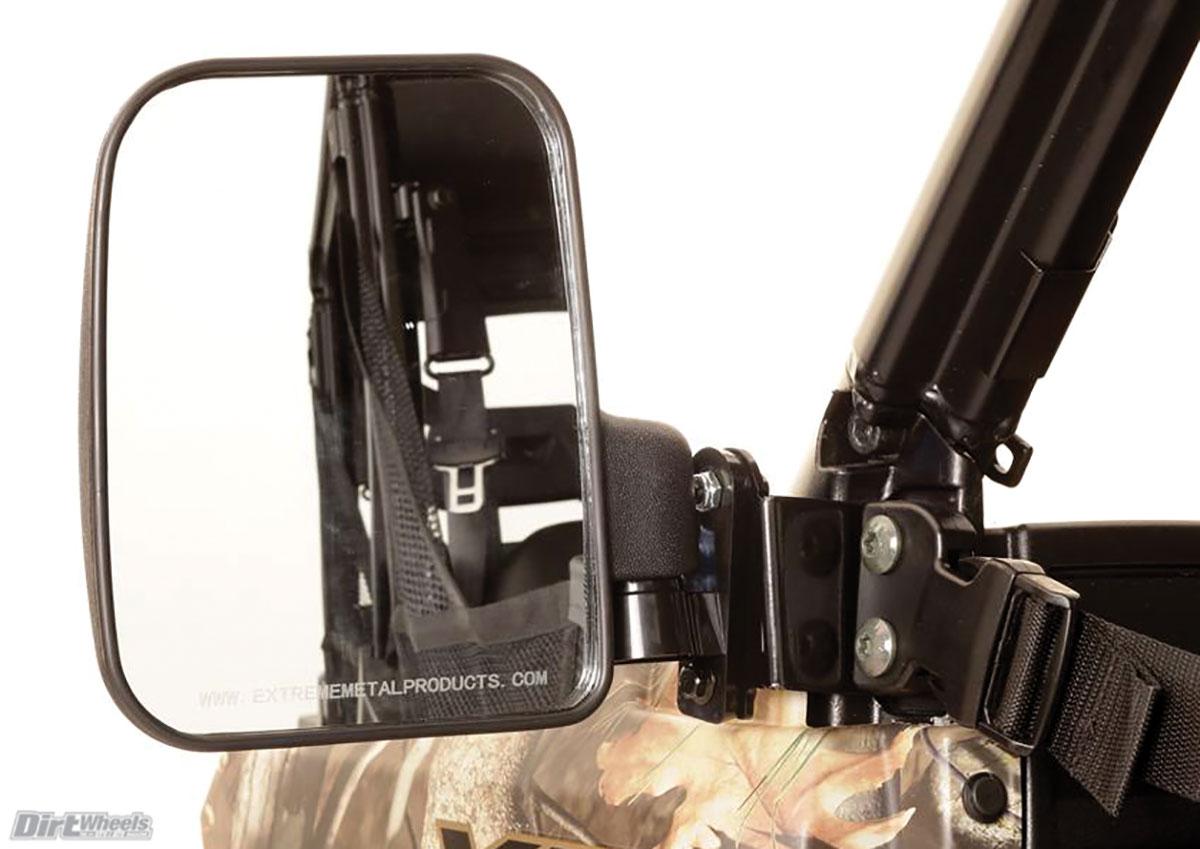 Utv Mirrors Buyer S Guide Dirt Wheels Magazine